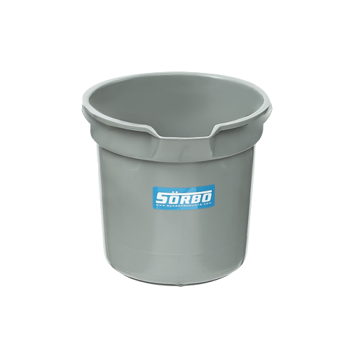 SÖRBO - Quadropod Eimer 13 Liter