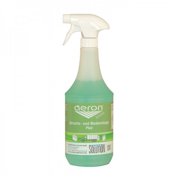 SOLUTION GLÖCKNER - Aeron Geruchs- und Madenstopp 1L