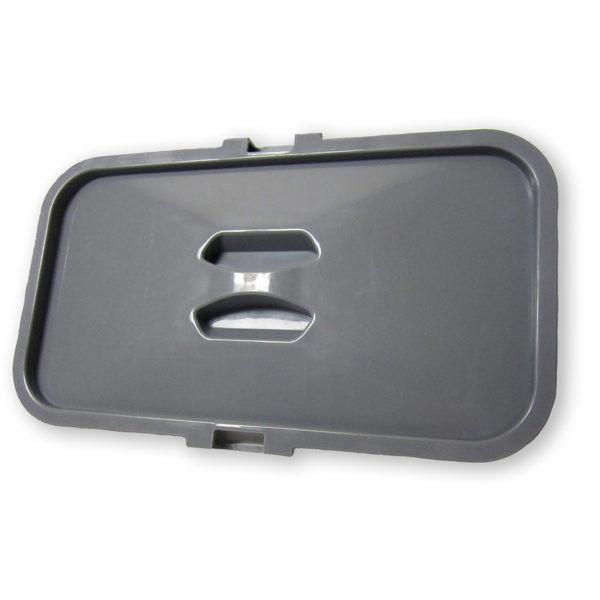 ETTORE - Schnapp-Deckel für Super Kompakt-Eimer 11 Liter