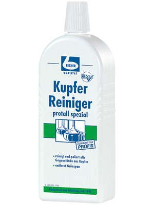 Dr. Becher Kupfer Reiniger