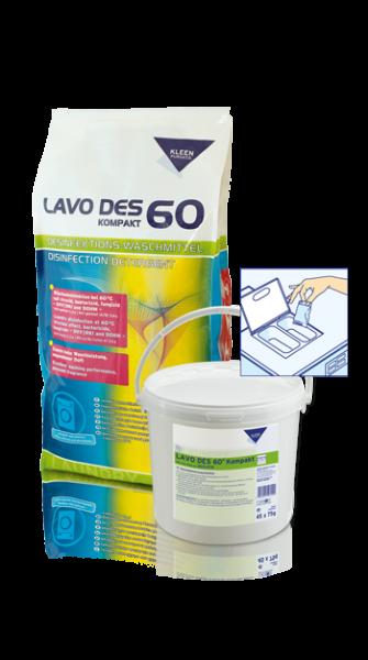 KLEEN PURGATIS - Lavo DES 60 - Desinfektionsmittel