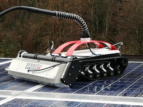 SERBOT - pvEco Roboter