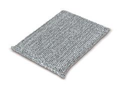 SITO - Lurex -Reinigungskissen silber
