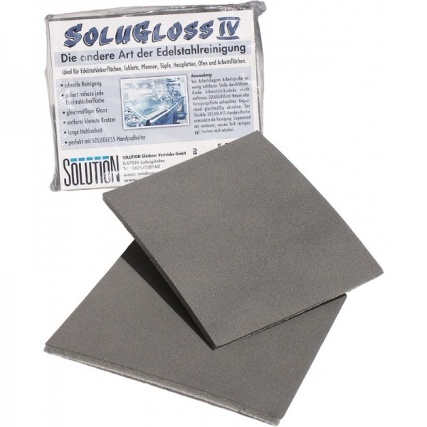Solugloss IV Handpad - SOLUTION-