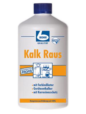 Dr.Becher - Kalk Raus