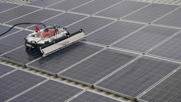 GEKKO - Solar GS2 Roboter