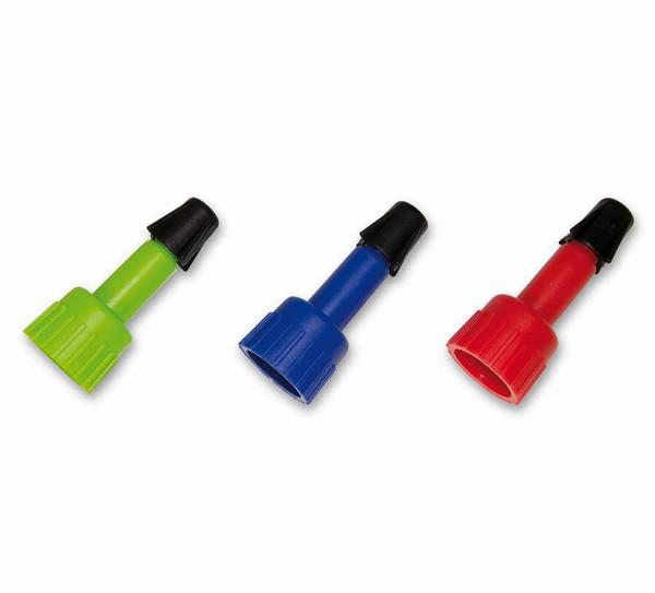 MESTO - 3er Set farbige Spritzrohre Typ 5266PP